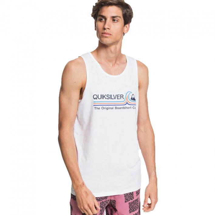 QUIKSILVER STONE COLD CLASSIC TANK