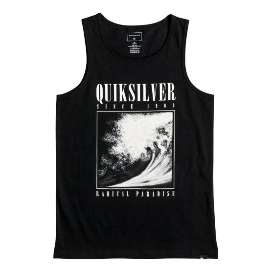 QUIKSILVER TANK YOUTH BOTH SIDES KVJ0