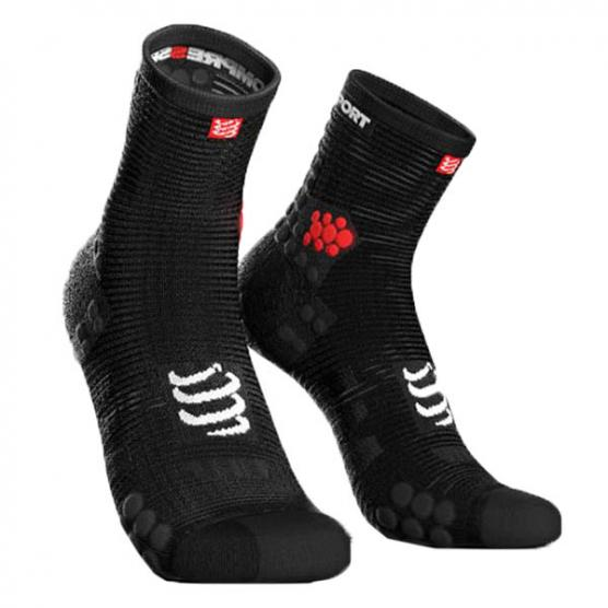COMPRESSPORT Racing Socks Run V3.0 High Smart