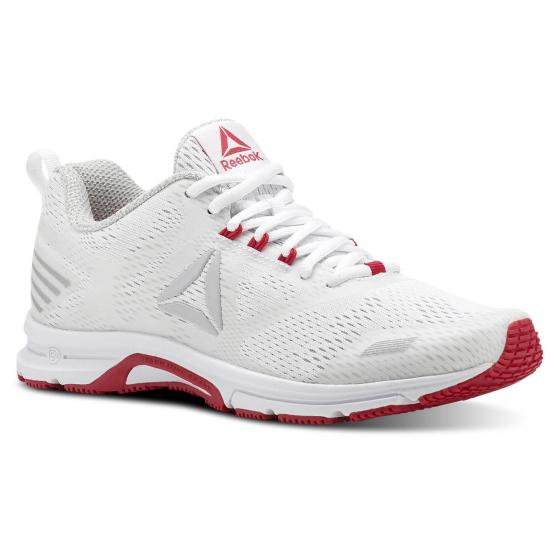 REEBOK AHARY RUNNER WHITE/SKULL GREY/PIN