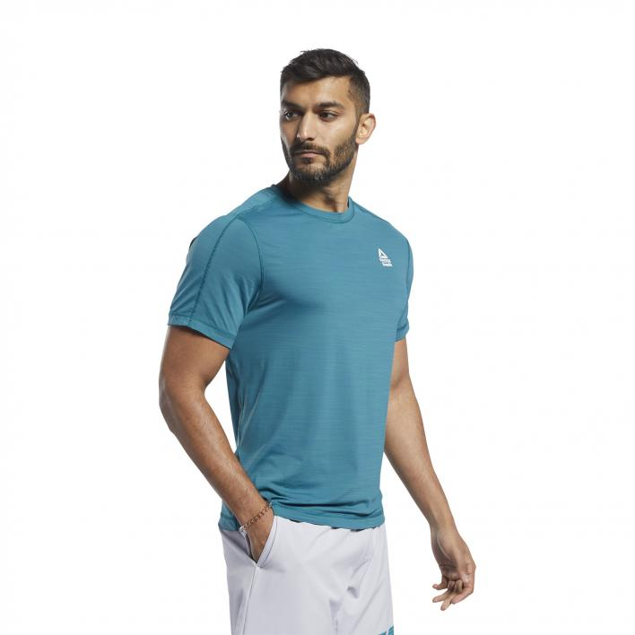 REEBOK RC BASE SHORT LARGR BRANDED