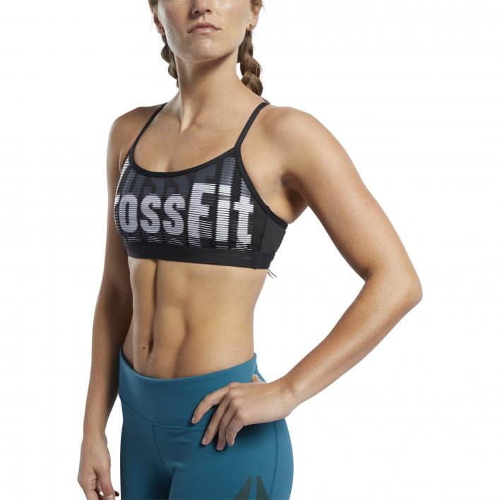 REEBOK RC STRAPPY BRA - CROSSFIT
