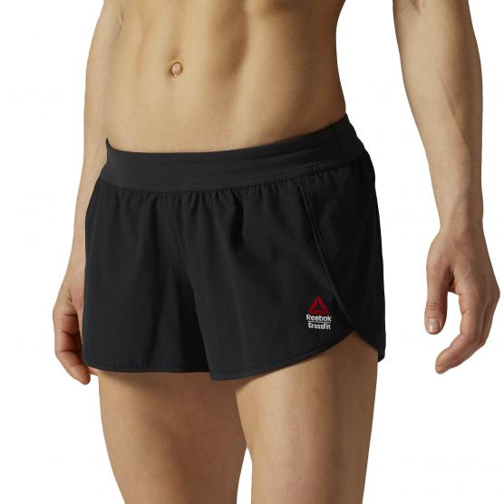 REEBOK RCF KNW SHORT BLACK