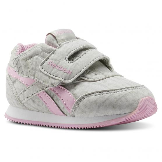 REEBOK ROYAL CLJOG CLOUD GREY/CHARMING