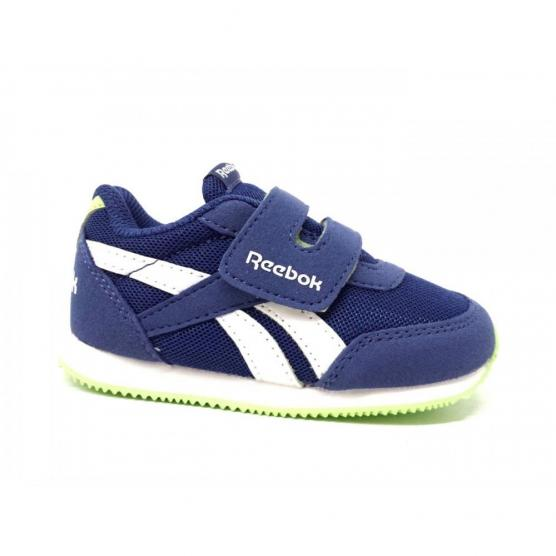REEBOK ROYAL CLJOG WASHED BLUE/WHITE/LIME