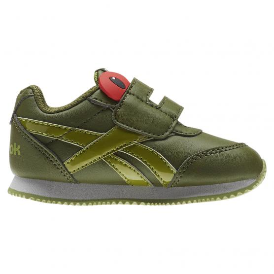 REEBOK ROYAL CLJOG WILD GREEN/MOSS/GREY