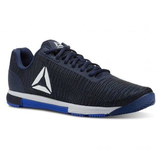 REEBOK SPEED TR FLEXWEAVE  BLUE/NAVY/WHITE
