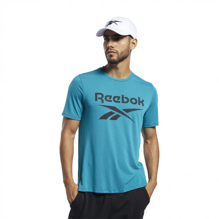 REEBOK WORKOUT READY SUPREMIUM GRAPHIC TEE