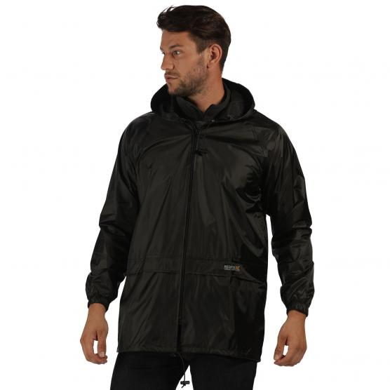 REGATTA STORMBREAK JACKET BLACK