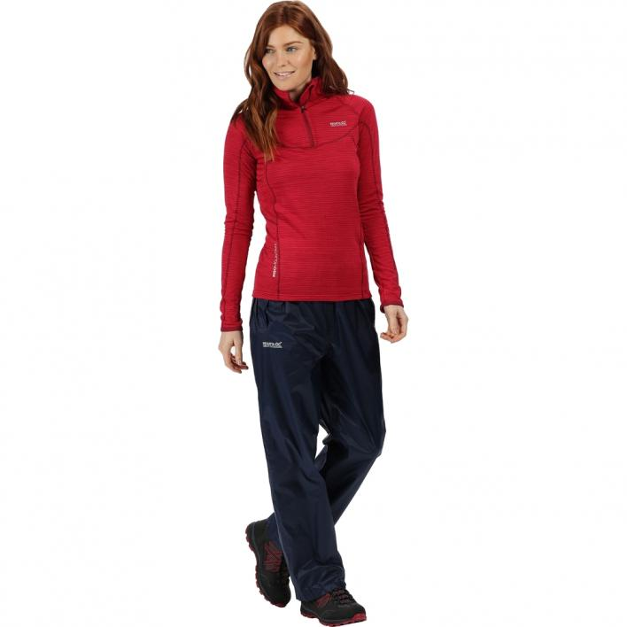 REGATTA WOMENS' PACK-IT OVERTROUSERS