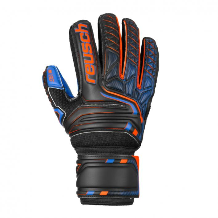 REUSCH JR ATTRAKT SG EXTRA FINGER SUPPORT 7083