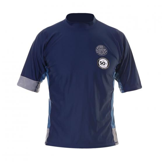 RIP CURL AGGRO RELAXED S/SL UV TEE