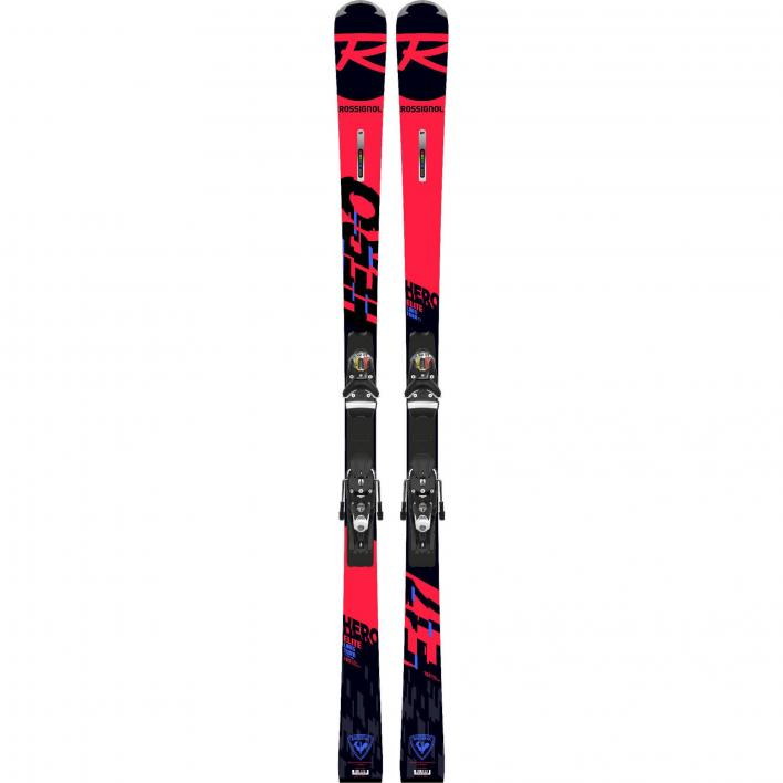 ROSSIGNOL HERO ELITE LT TI R2 + SPX12 GREEN