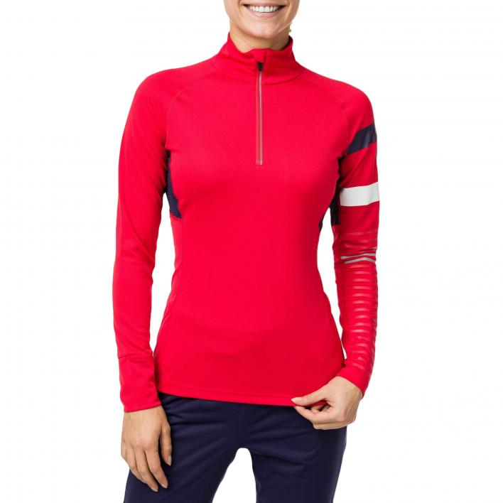 ROSSIGNOL W POURSUITE 1\2 ZIP WARM