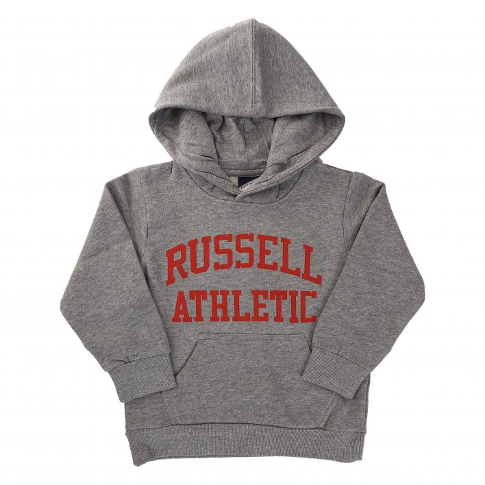 RUSSELL PULLOVER LOGO CURLY JR