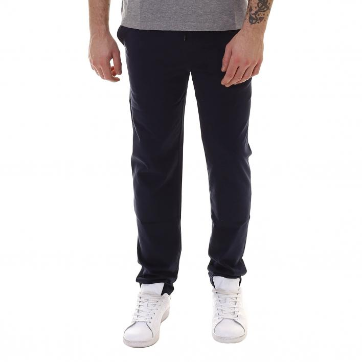 RUSSELL R EMBROIDERY OPEN LEG PANT