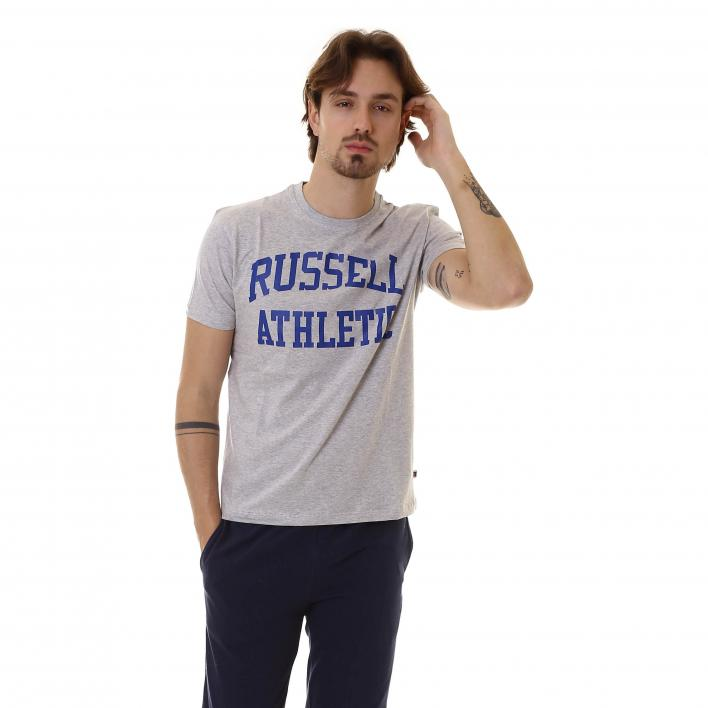 RUSSELL S/S CREWNECK
