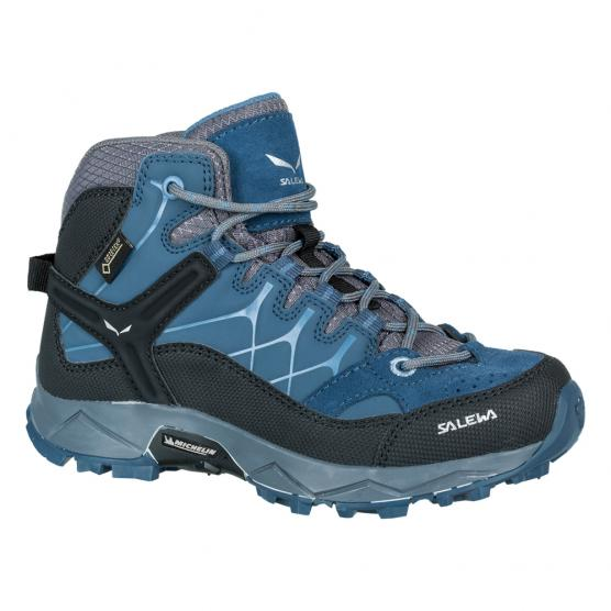 SALEWA JR ALP TRAINER MID GTX