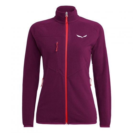 SALEWA W-DRAVA 2PL FULL  ZIP