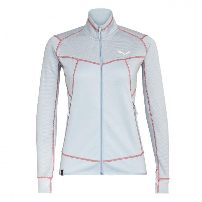 SALEWA W PUEZ MELANGE 2PL FULL-ZIP