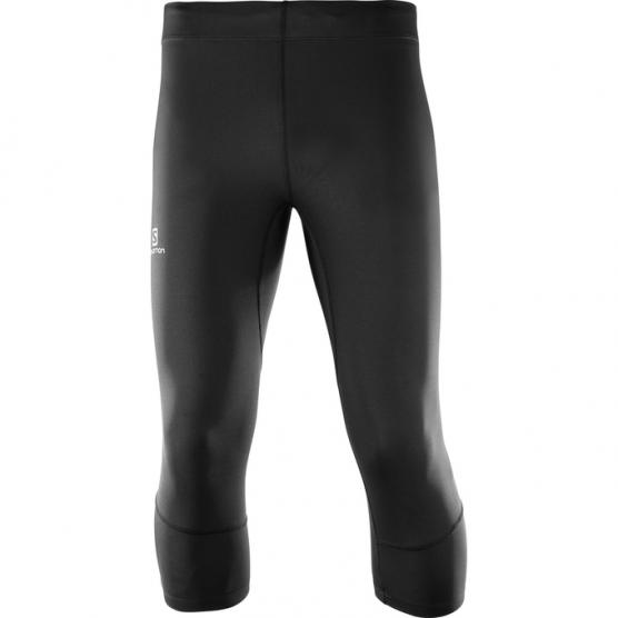 SALOMON AGILE 3/4 TIGHT M BLACK