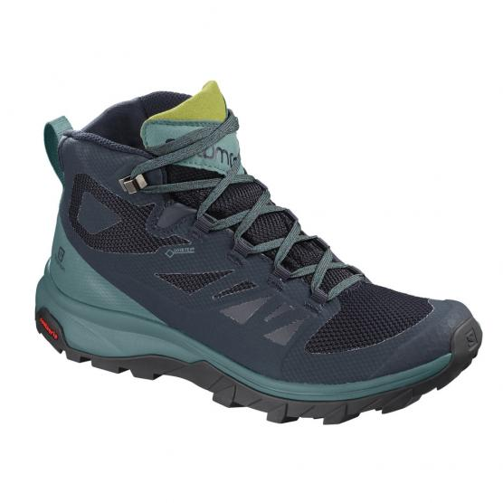 SALOMON W OUTLINE MID GTX