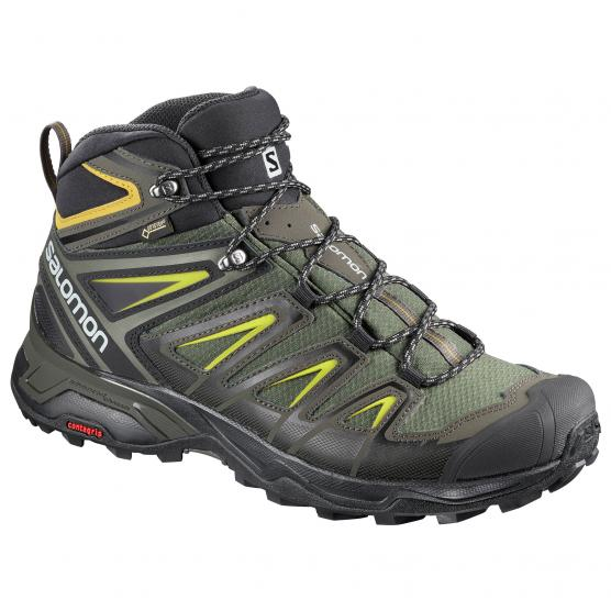 SALOMON X ULTRA WIDE 3 MID GTX