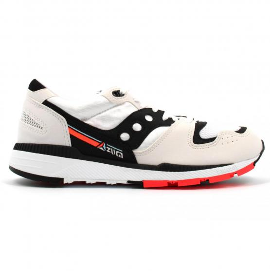 SAUCONY AZURA 11 WHITE/BLACK/RED