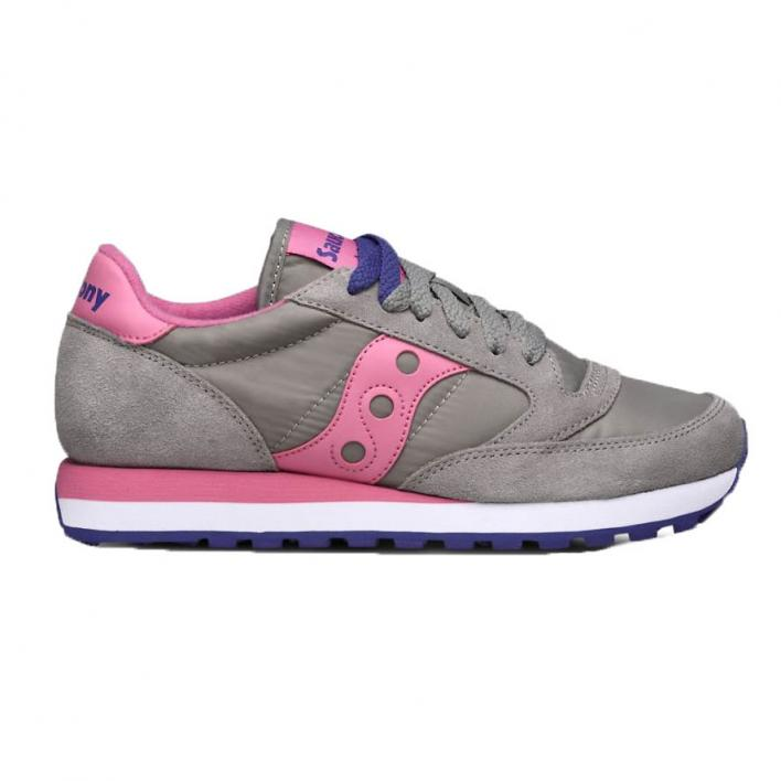 SAUCONY JAZZ 'O WOMAN 463 GREY PINK