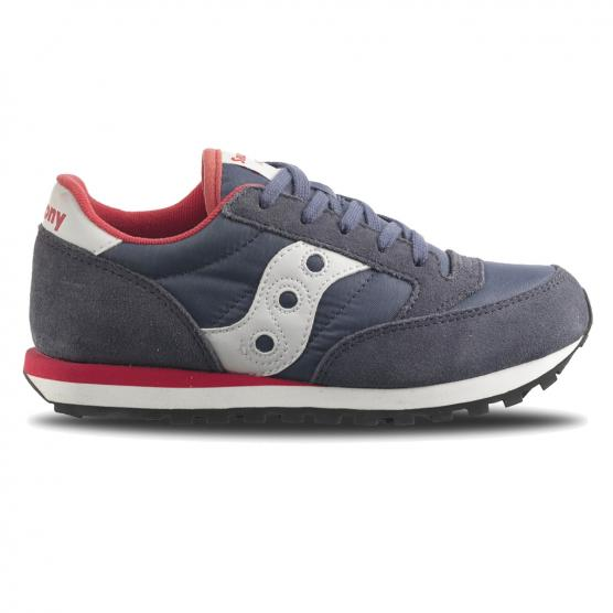 SAUCONY JAZZ ORIGINAL KID BLUE/PINK
