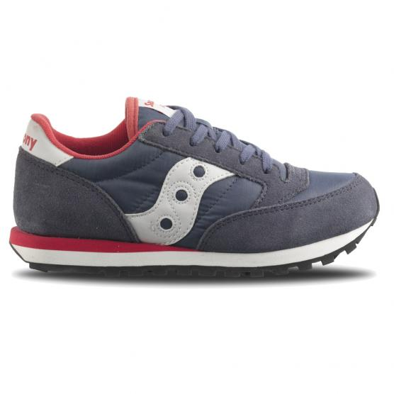 SAUCONY JAZZ ORIGINAL KID GS BLUE/PINK