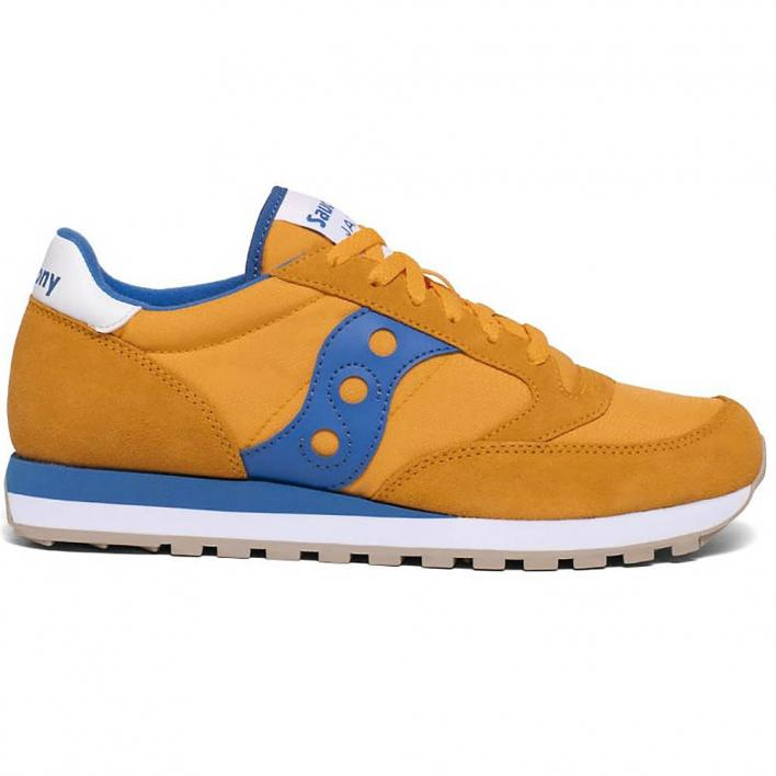 SAUCONY JAZZ'O MAN 556 ORANGE BLUE