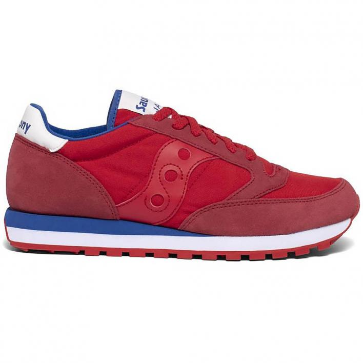 SAUCONY JAZZ'O MAN 557 RED BLUE