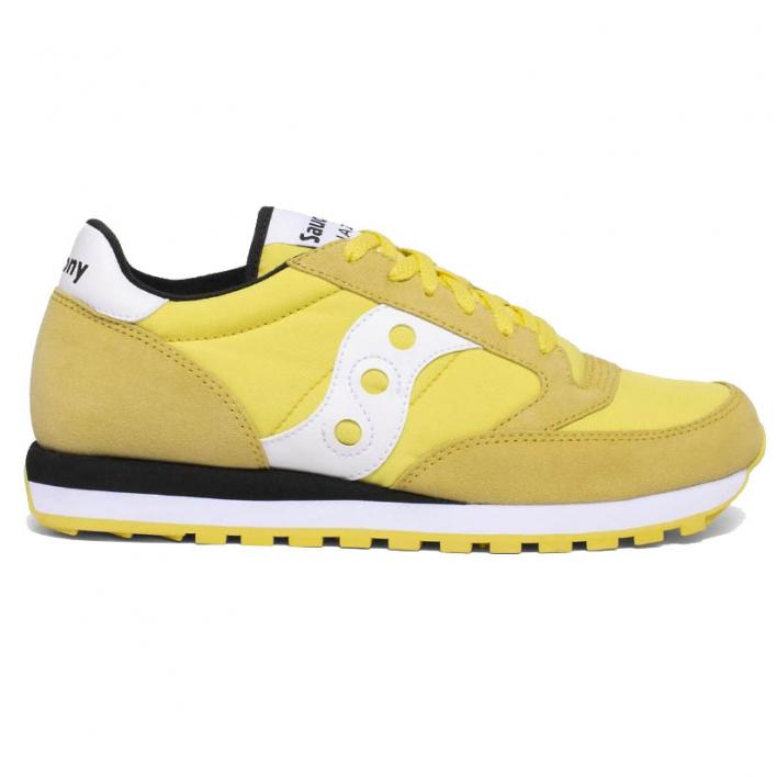 SAUCONY JAZZ'O MAN 559 YELLOW BLACK