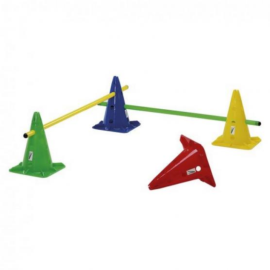 SLAVES Cone Perforated 30cm Yellow