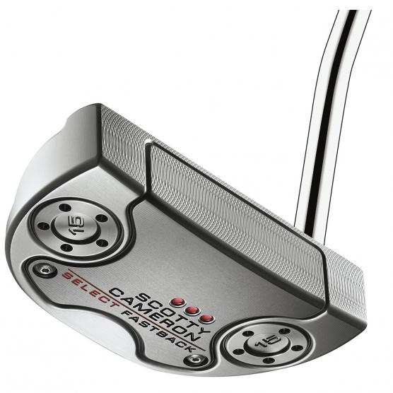SCOTTY CAMERON SELECT FASTBACK 2 RH 34