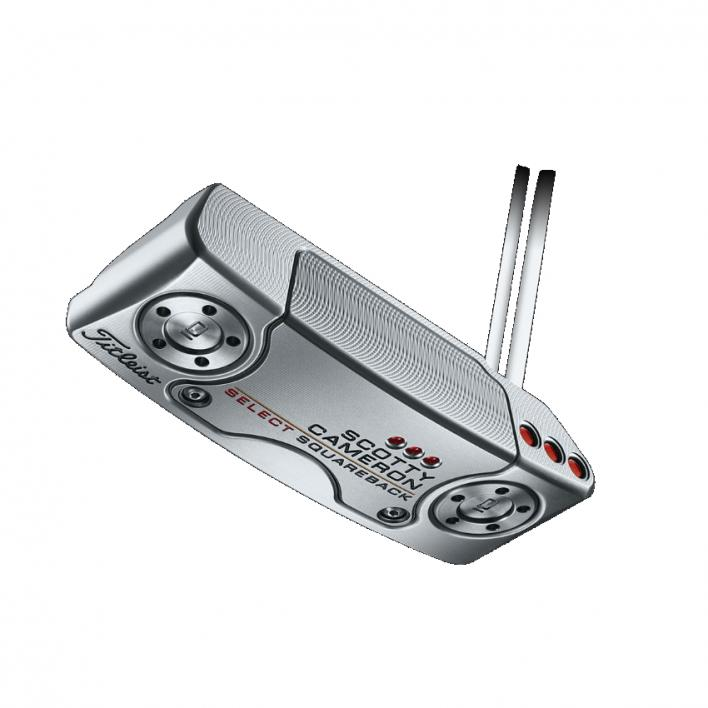 SCOTTY CAMERON SELECT SQUAREBACK RH 35