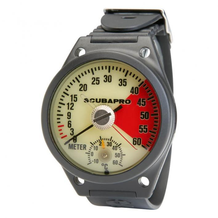SCUBAPRO Anatomic Depth Gauge
