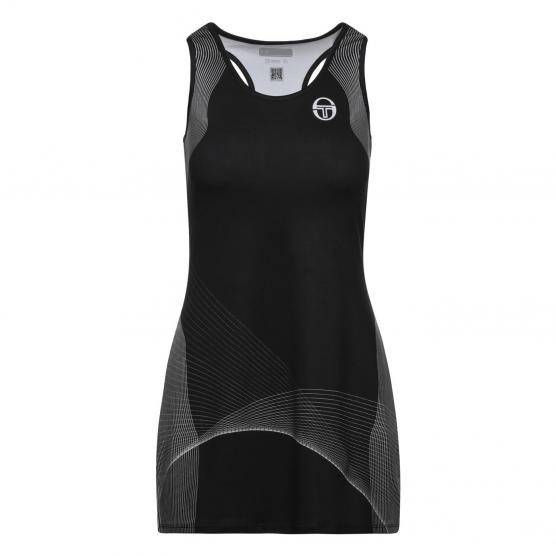 SERGIO TACCHINI WAVE DRESS