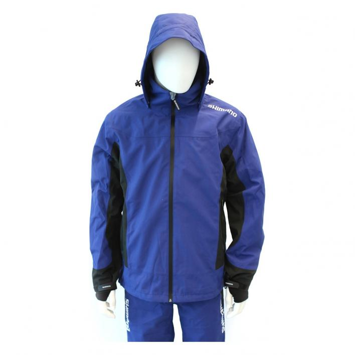SHIMANO JACKET ROYAL BLUE