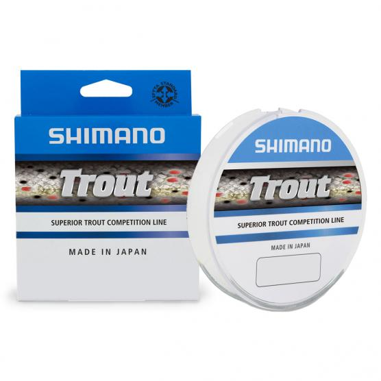 SHIMANO TROUT COMPETITION 1000MT 0.165