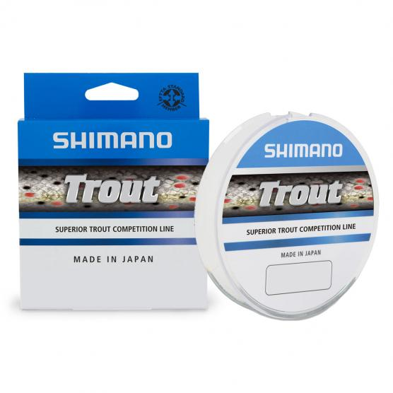 SHIMANO TROUT COMPETITION 150MT 0.20MM