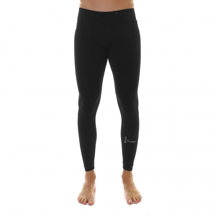 BUNF SILVER BASE LAYER PANT BLACK