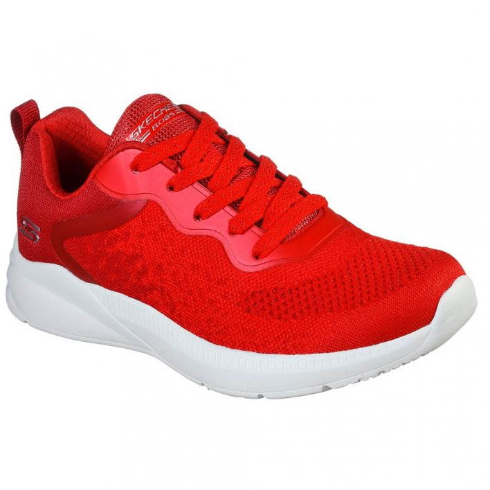 SKECHERS ARIANA METRO RACKET RED