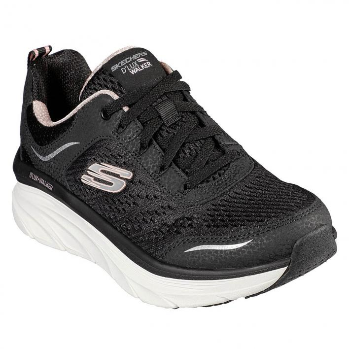 SKECHERS D'LUX WALKER INFINITE MOTION BKPK