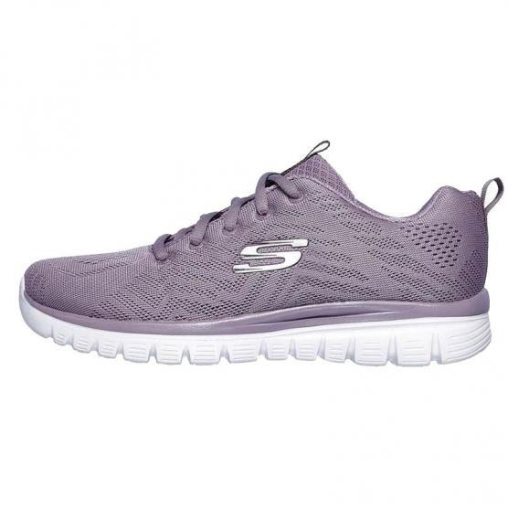 SKECHERS GRACEFUL-GET CONNECTED LAV