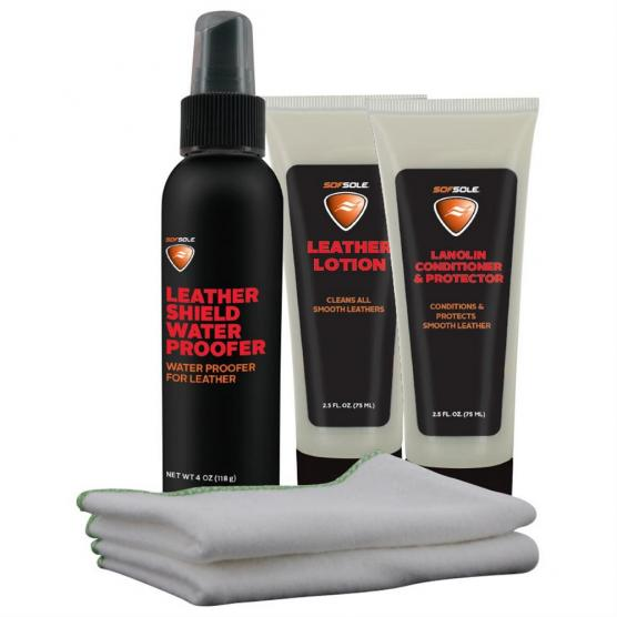 SOFSOLE Premium Leather Care Kit