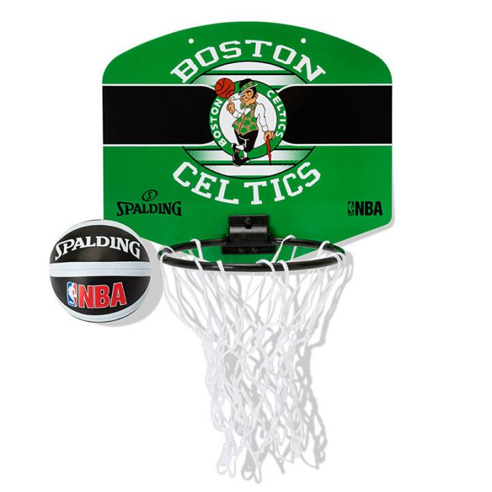 SPALDING NBA BACKBOARD BOSTON CELTIC