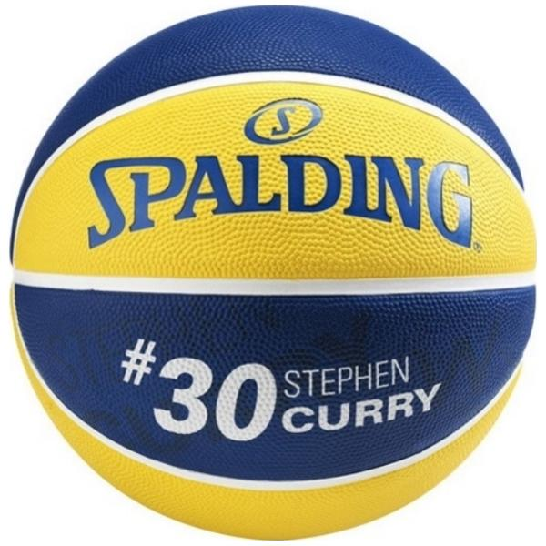 SPALDING NBA PLAYER CURRY SIZE 7