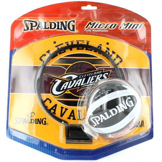 SPALDING NBA TEAM BACKBOARD C. CAVALIERS